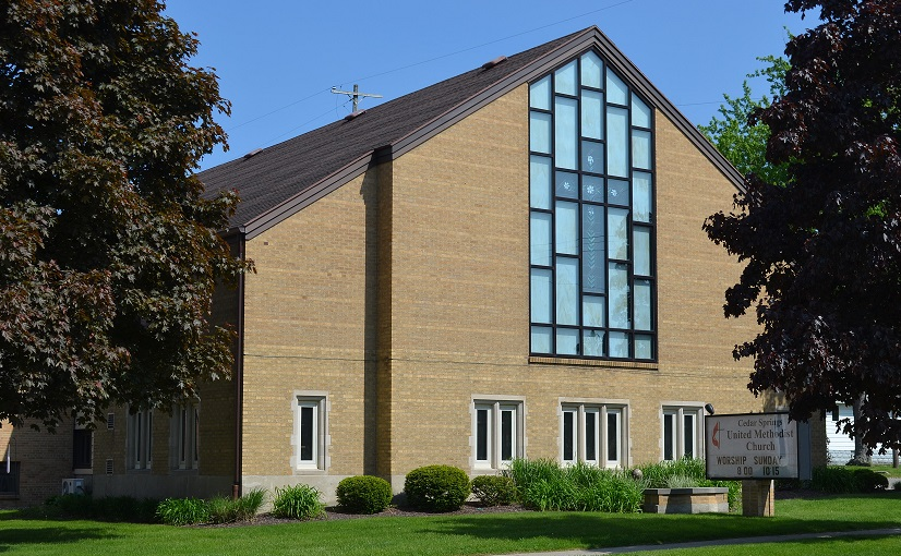 Cedar Springs United Methodist Church