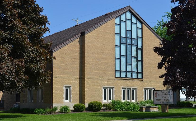 Cedar Springs United Methodist Church
